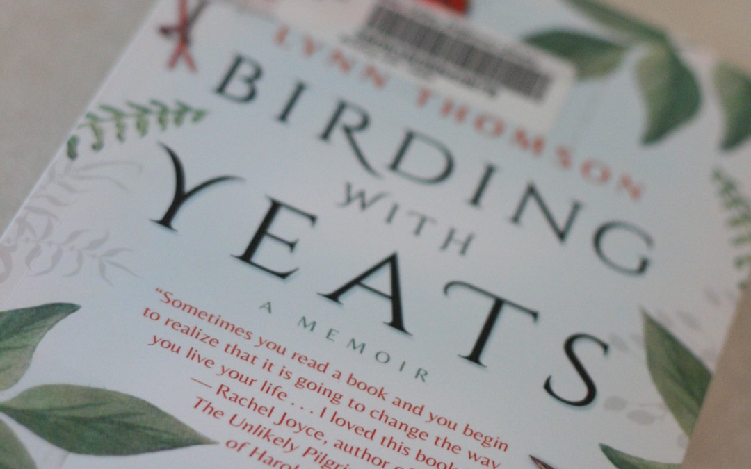Birding With Yeats {Bookshelf}