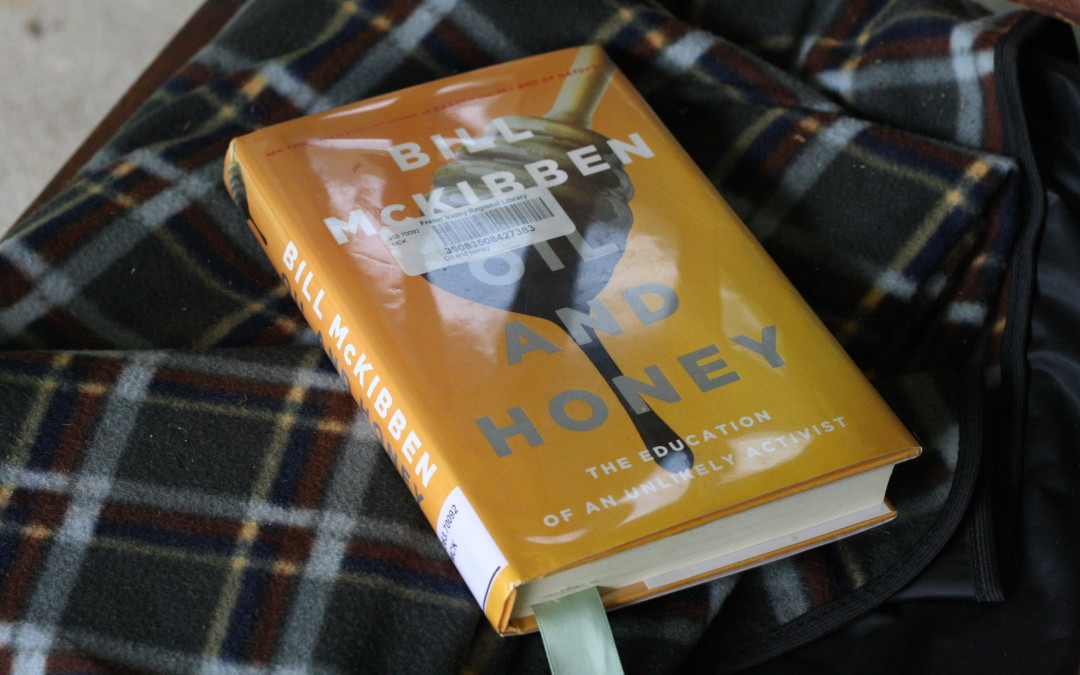 Oil & Honey {Bookshelf}