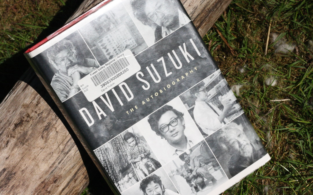 David Suzuki: The Autobiography {Bookshelf}