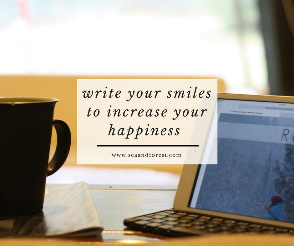 Write Your Smiles